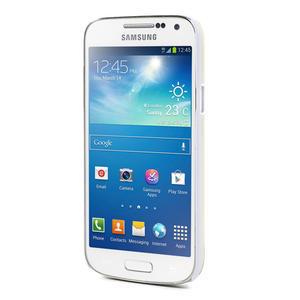 Plastové pouzdro na Samsung Galaxy S4 mini i9190- USA budova - 3