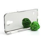 Drahokamové pouzdro pro Samsung Galaxy S4 mini i9190- bílé - 3/6