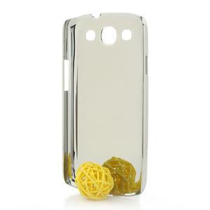 Drahokamové pouzdro pro Samsung Galaxy S3 i9300 - žlutá - 3