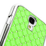 Drahokamové pouzdro pro Samsung Galaxy S4 i9500-zelené - 3/6