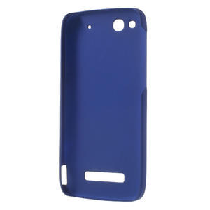 Hard Case pouzdro na Alcatel One Idol Alpha 6032 A - modré - 3
