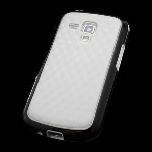 Plastogelové pouzdro na Samsung Galaxy Trend, Duos- černé - 3