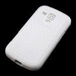 Plastogelové pouzdro na Samsung Galaxy Trend, Duos- bílé - 3/5