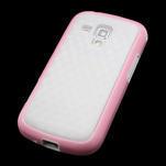 Plastogelové pouzdro na Samsung Galaxy Trend, Duos- růžové - 3/5