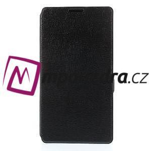Peněženkové pouzdro na Xiaomi Hongmi Red Rice- černé - 3