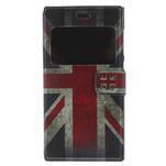 Flipové pouzdro na Xiaomi Mi3- UK vlajka - 3/7