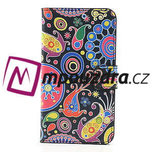 Peněženkové pouzdro na Samsung Galaxy Note 3- vzory - 3