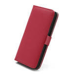 Peněženkové pouzdro na LG Optimus L7 P700 - červené - 3/7