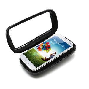 Voděodolný obal na kolo pro mobilní telefony do 14 x 7,5 cm - 3