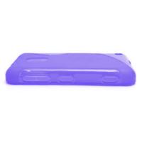 Gelové S-line pouzdro na Nokia Lumia 620- fialové - 3/5