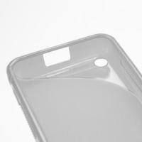 Gelové S-line pouzdro na Nokia Lumia 620- transparentní - 3/5