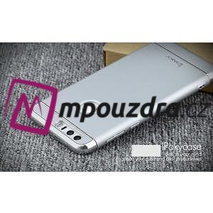 Luxusní odolný obal 3v1 na mobil Honor 8 - stříbrný - 3