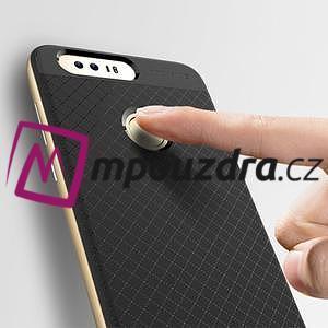 Odolný obal 2v1 na mobil Honor 8 - šedý - 3