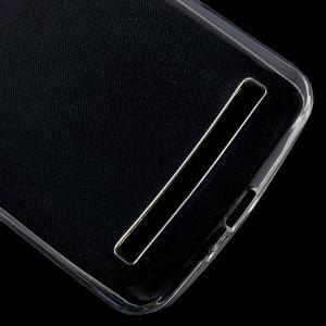 Superslim gelový obal na Huawei Y3 II - transparentní - 3
