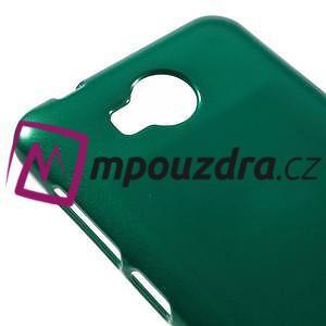 Luxusní gelový obal na mobil Huawei Y3 II - zelený - 3