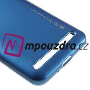 Luxusní gelový obal na mobil Huawei Y3 II - modrý - 3