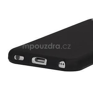 Matte gelový obal na iPod Touch 5 a iPod Touch - černý - 3