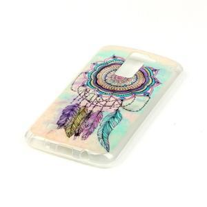 Jells gelový obal na LG K8 - lapač snů - 3