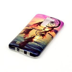 Emotive gelový obal na mobil LG K8 - snění - 3