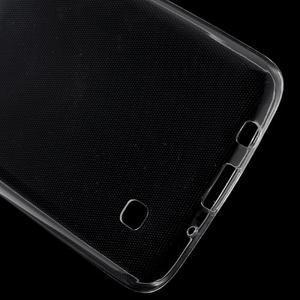 Ultratenký gelový obal na mobil LG K8 - transparentní - 3