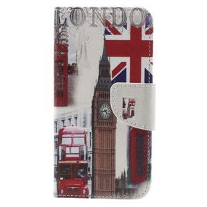 Emotive PU kožené pouzdro na LG K8 - United Kingdom - 3