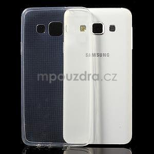 Slim obal na Samsung Galaxy A3 - transparentní - 3