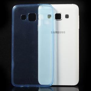 Slim obal na Samsung Galaxy A3 - světlemodré - 3