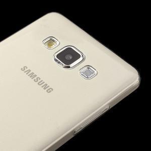 Ultra tenký obal na Samsung Galaxy A5 - šedý - 3