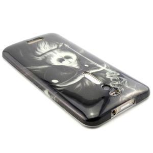 Gelový obal Asus Zenfone 2 ZE551ML - kouřící orangutan - 3