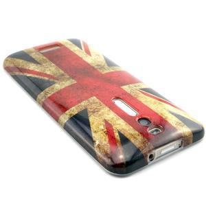 Gelový obal Asus Zenfone 2 ZE551ML - UK vlajka - 3