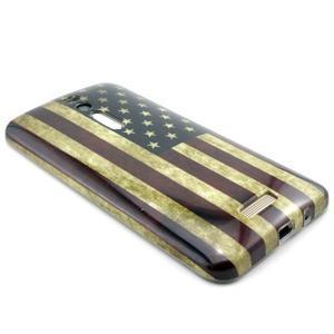 Gelový obal Asus Zenfone 2 ZE551ML - US vlajka - 3
