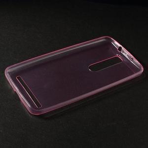 Ultratenký slim obal na Asus Zenfone 2 ZE551ML - rose - 3