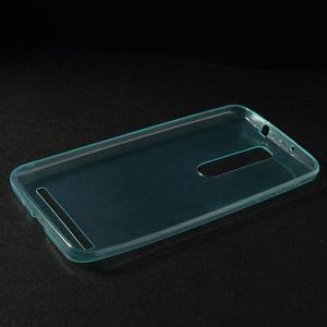 Ultratenký slim obal na Asus Zenfone 2 ZE551ML - světle modrý - 3