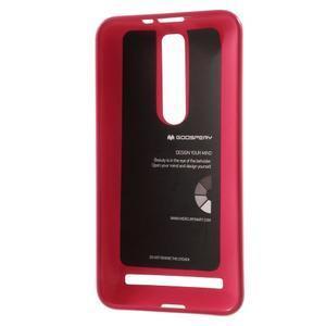 Gelový obal na Asus Zenfone 2 ZE551ML - rose - 3