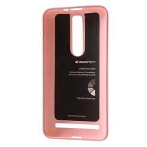 Gelový obal na Asus Zenfone 2 ZE551ML - růžový - 3