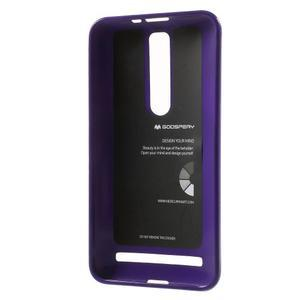 Gelový obal na Asus Zenfone 2 ZE551ML - fialový - 3