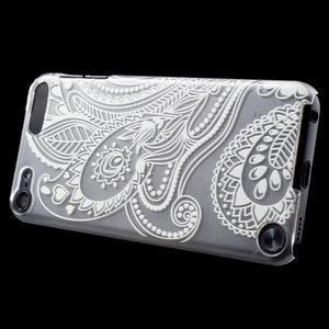Plastový obal pro iPod Touch 5 - květ - 3