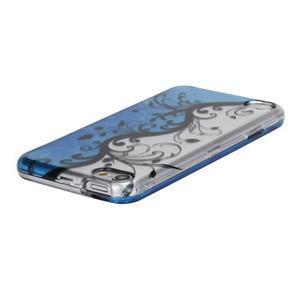 Safety plastové pouzdro 2v1 na iPod Touch 5 - flora - 3