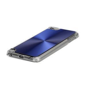 Zen metalický obal na iPod Touch 5 - tmavě modrý - 3