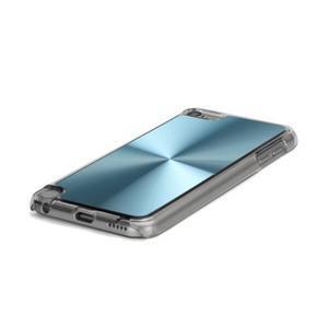 Zen metalický obal na iPod Touch 5 - světle modrý - 3
