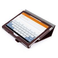 Safe PU kožené pouzdro na Lenovo Tab 3 10 Plus / Business - černé - 3/6