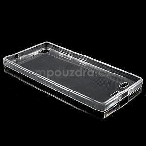 Gelový kryt na Lenovo Vibe X2 - transparentní - 3