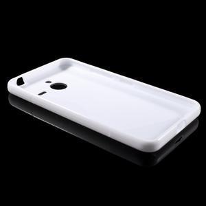 S-line gelový obal na Microsoft Lumia 640 XL - bílý - 3