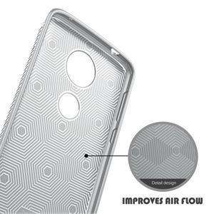 IVS odolný gelový obal na mobil Motorola Moto G6 Play - šedý - 3