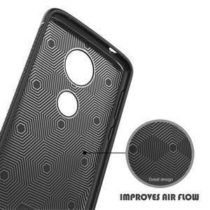 IVS odolný gelový obal na mobil Motorola Moto G6 Play - černý - 3