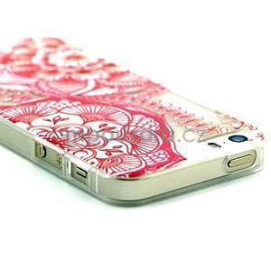 Fun gelový obal na iPhone 5s a iPhone 5 - mandala - 3