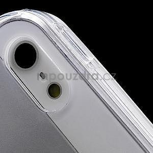 Transparentní gelový obal na iPhone 5/5s - 3