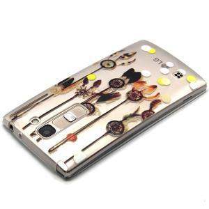 Průhledný gelový obal na LG G4c - dream - 3