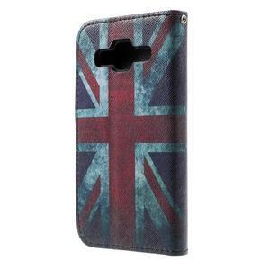 Pouzdro na mobil Samsung Galaxy Core Prime - UK vlajka - 3