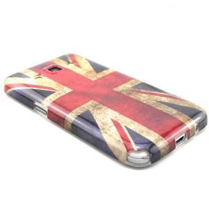 Gelový obal pro Samsung Core Prime - UK vlajka - 3